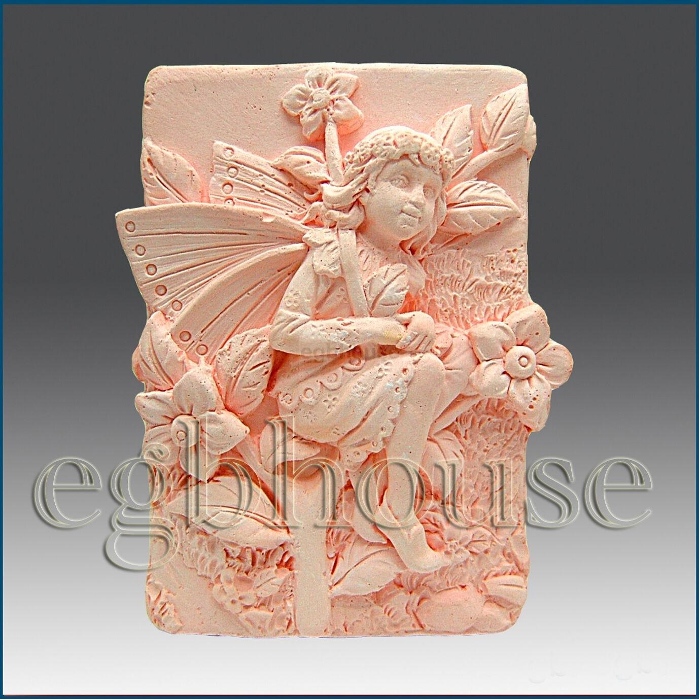 Savannah: Fairy of Grassland - Detail of high relief sculpture