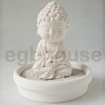 Mindful Mini Buddha Statue PD01 small tray kit