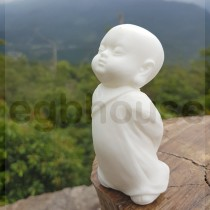 Mindful Mini Monk Statue MK02 small tray kit