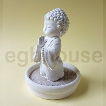 Mindful Mini Buddha Statue PD04 small tray kit