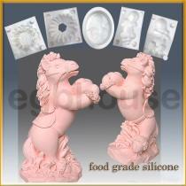 Lucky Horse - 3D food grade