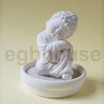 Mindful Mini Buddha Statue PD03 small tray kit