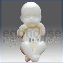 "Lifelike Baby Eric(2 parts assembled) -2 2/5"""