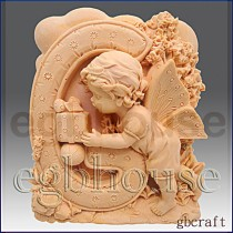 G is for Giving - Detail of high relief sculpture