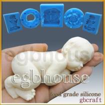 FDA -Lifelike Baby Chloe (2 parts assembled)