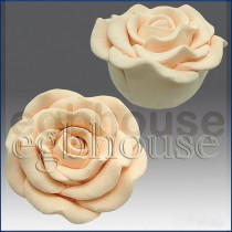 Opening Night Hybrid Rose - 3D Soap and Candle Mold