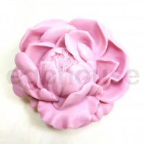 blossoming Peony - 3D Silicone Mold